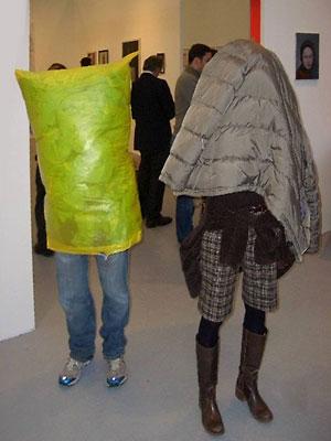 Paolo Dondini - Una di queste opere ritrate ad ArteFiera 2007 è un falso. Quale?