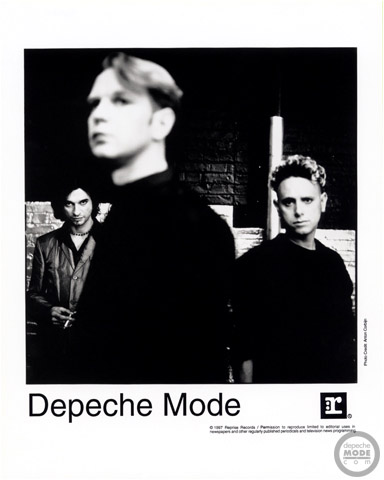 Depeche Mode - PHOTO ANTON CORBIJN