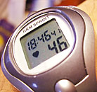 Il mio cardiofrequenzimetro